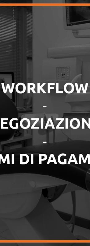 Workflow – Negoziazione – Sistemi di pagamento